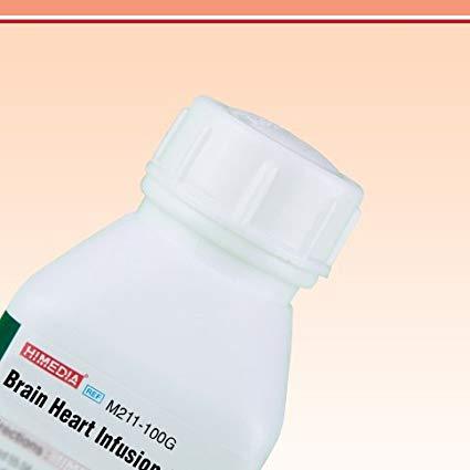 HiMedia M211-100G Special Brain Heart Infusion Agar, 100 g