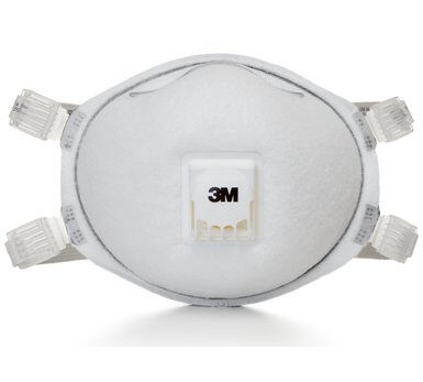 Khẩu trang lọc khói hàn 3M™ 8212, N95, với phần đệm giữa khẩu trang với gương mặt 80 cái/thùng