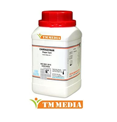 TM MEDIA CARRAGEENAN (Loại Kappa) - 100g