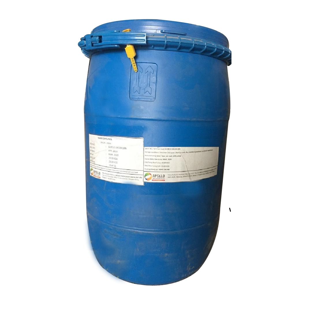 Curcumin C21H20O6 95%, Trung Quốc, 25kg/thùng