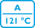 A - 121°C