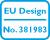 EU Design No. 381983